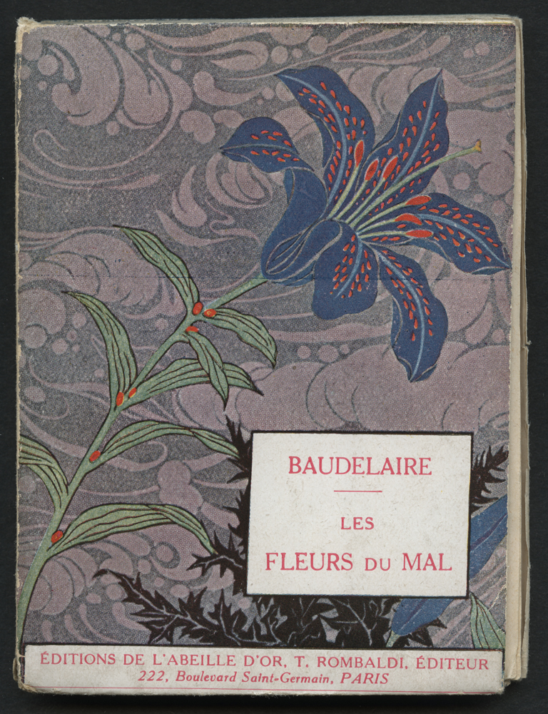 baudelaire selections from les fleurs du mal les fleurs. Black Bedroom Furniture Sets. Home Design Ideas