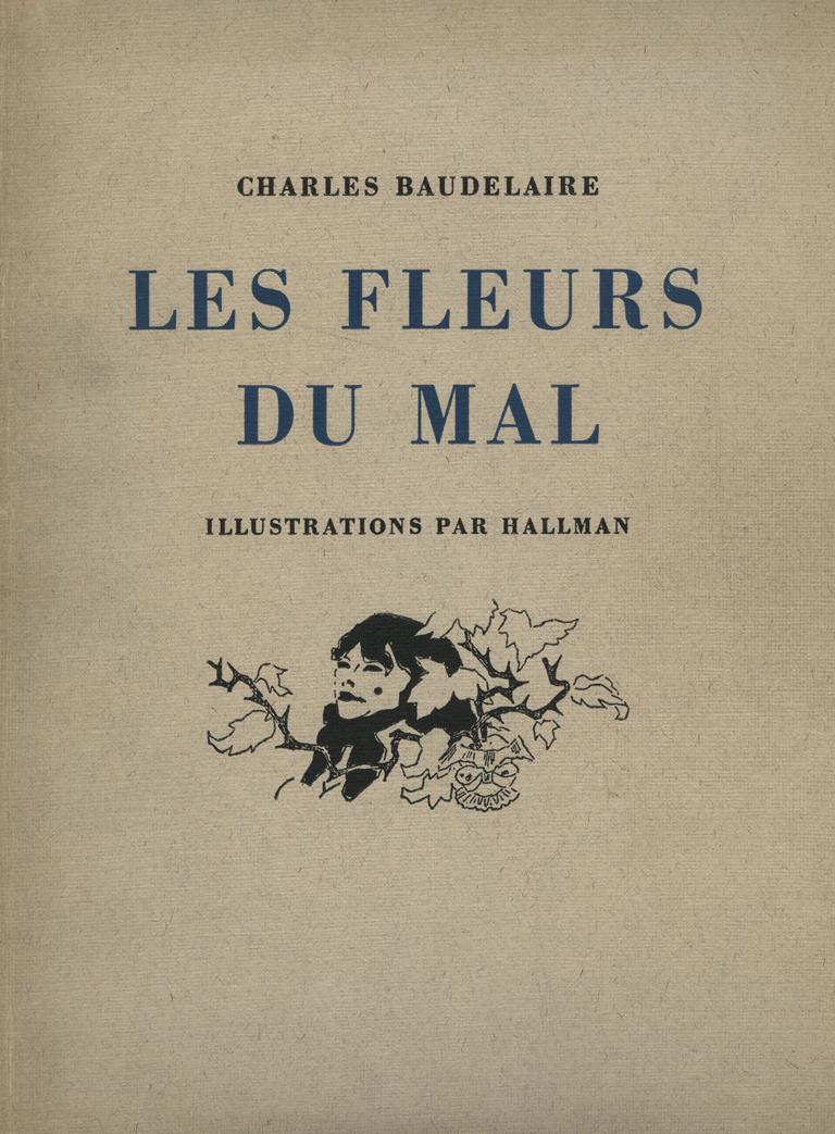 Les Fleurs du Mal de Charles Baudelaire illustr&eacutees par la peinture symboliste et d&eacutecadente Charles Baudelaire et Collectif